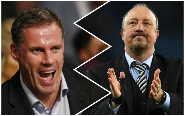 Rafa Benitez on his hilarious troubles with the Scouse accent – including a brilliant Jamie Carragher tale