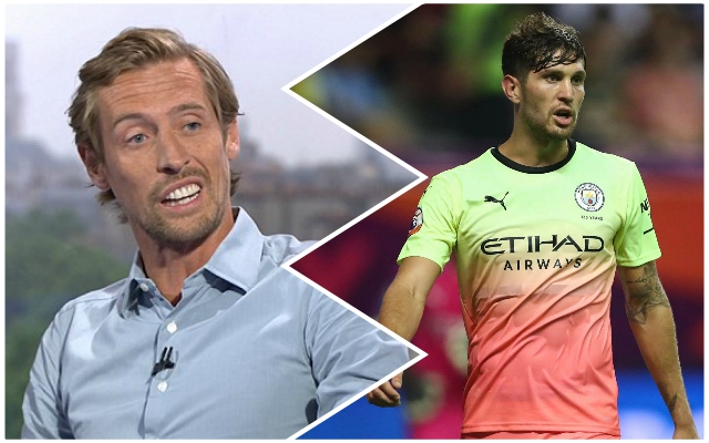 Peter Crouch makes his Liverpool-Man City prediction and states the crucial area that will decide the result