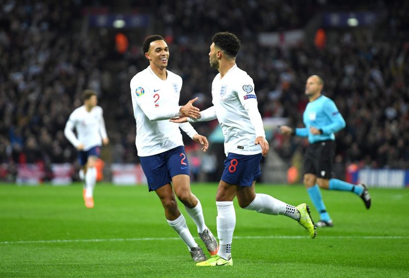 """Ferocious"" – Chris Sutton lauds LFC's Oxlade-Chamberlain after England performance"