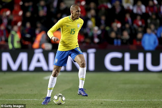 Brazil boss Tite makes interesting Fabinho claim considering he still doesn't start Liverpool's no.3