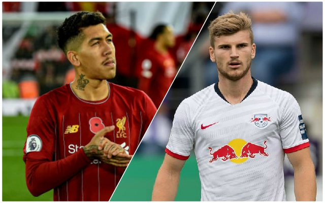 Reported Liverpool target Timo Werner is being transformed into the new Roberto Firmino