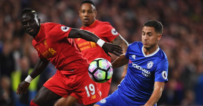 Eden Hazard tips Sadio Mane for Ballon d'Or; suggest a Liverpool player should win it