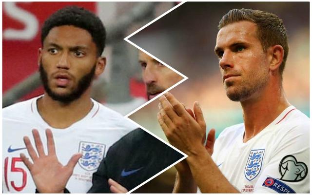 Joe Gomez and Jordan Henderson set to miss England's game against Kosovo