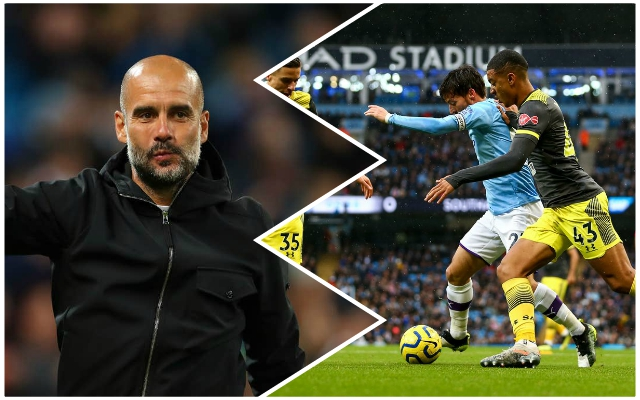 Manchester City suffer major injury setback ahead of Anfield clash as David Silva is ruled out