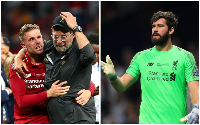 Alisson: 'We don't want to feel how we felt last season… we need to give everything'