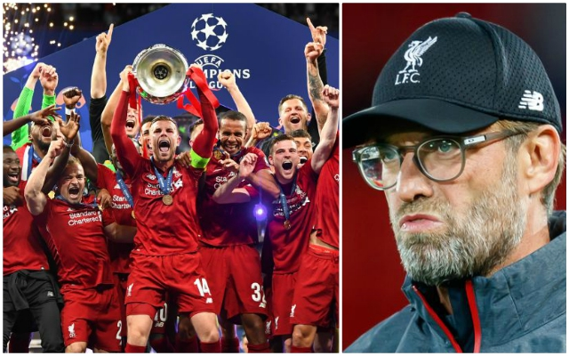 (Video) Hendo brilliantly explains why he did the 'Shuffle' before collecting Champions League trophy