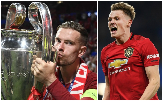 Jamie O'Hara makes ludicrous claim that Scott McTominay would get into the Reds' team