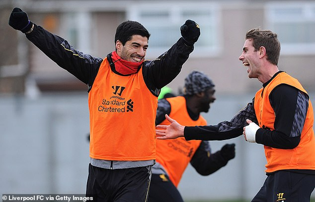 Henderson describes Suarez bullying him at training: 'I was ready to kill him'