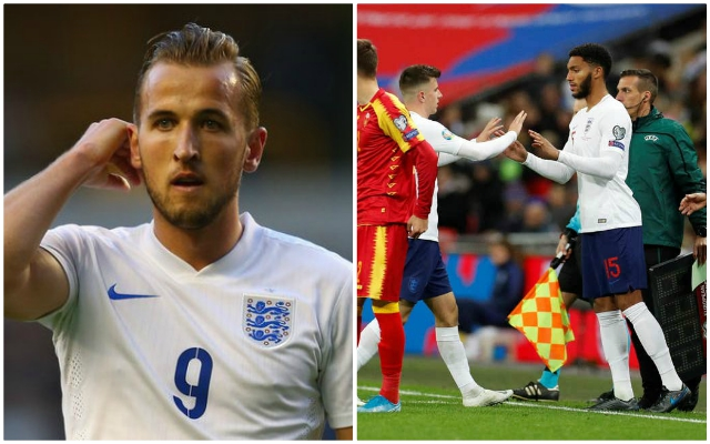 'Confused' Harry Kane criticises England fans for booing Joe Gomez