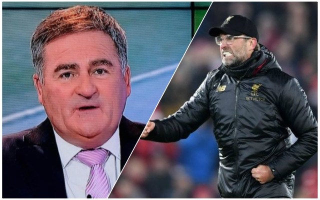 Richard Keys is chatting utter nonsense about Liverpool on Twitter