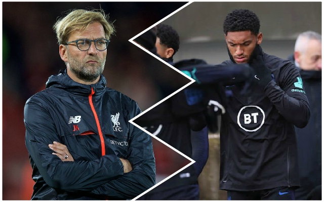 Joe Gomez injury latest: Reds believe England star will not be out for too long despite knee injury