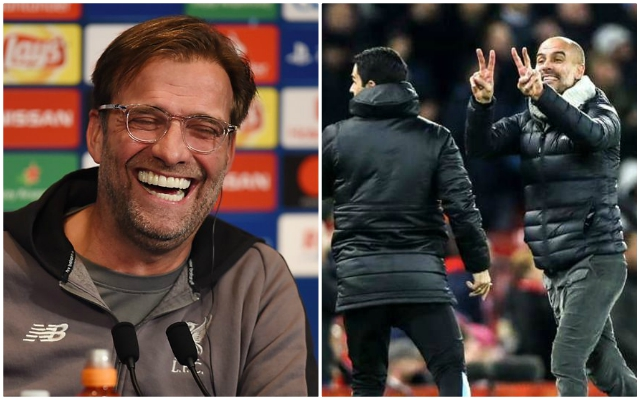 Gerrard perfectly explains why he ranks Klopp above Guardiola