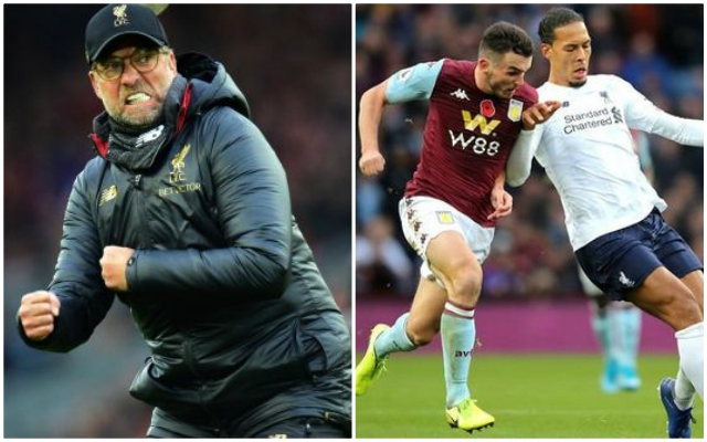 """Relentless"", ""Could be the champions"": Aston Villa midfielder John McGinn on how hard it is to face the Reds"
