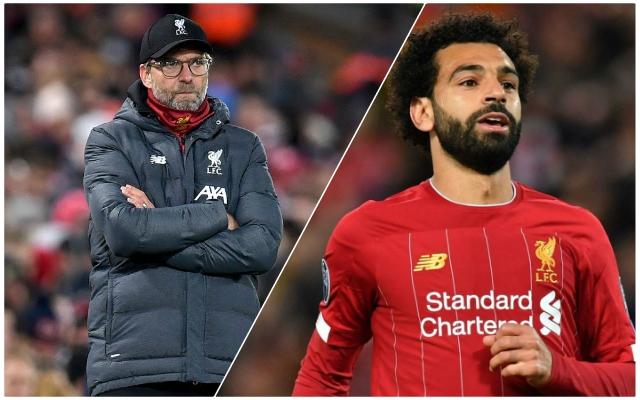 Liverpool XI v Napoli: Klopp fields Mo Salah after injury, but rests Trent