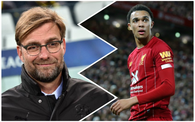 Trent Alexander-Arnold reaffirms Reds intentions as he's set for 100th senior appearance