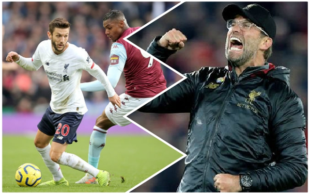 A 'sixth sense': Adam Lallana outlines why Liverpool have a knack for late goals