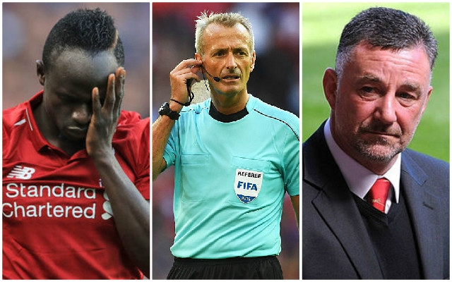 John Aldridge savages Martin Atkinson as VAR frustrates the Reds