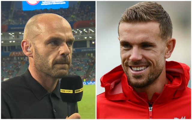 Danny Murphy claims only Jordan Henderson can be sure of his place in England's Euro 2020 midfield
