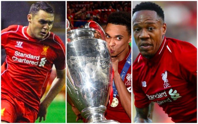 Trent decided to be a right-back after seeing Clyne & Randall as Liverpool's options