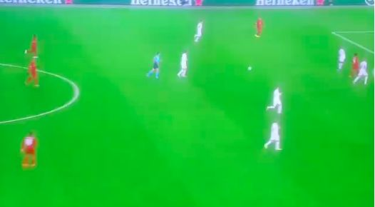 (Video) Trent yet again showcases ludicrous playmaking abilities v Genk