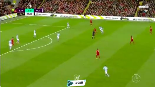 (Video) Mo Salah turns Sterling inside out with sublime Anfield skill