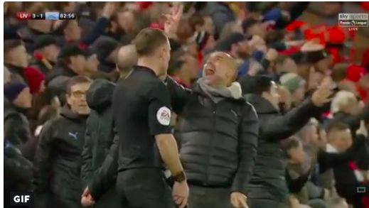 Some LFC fans think Harvey Elliott is doing Guardiola impression & love it