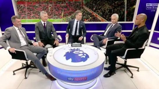 (Video) Mourinho makes fool of Kompany: 'You are the Champions of England, but they are the Champions of Europe'