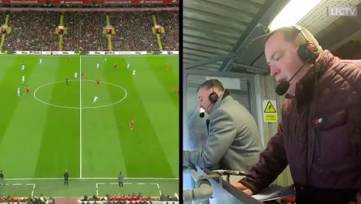 (Video) LFCTV commentators losing the plot v Manchester City is brilliant