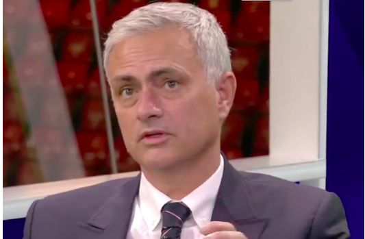 (Video) 'The puzzle is complete…' Mourinho's brilliant description of LFC's tactics: 'I think the title is done'