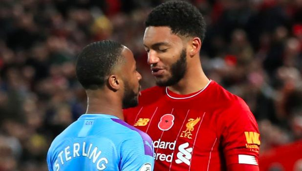 The FA asked if Gomez wanted to report Sterling to the police after bust-up in England camp – report