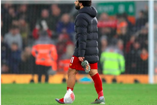 Liverpool 'anxious' over Salah who leaves for Egypt without scan – Lynch