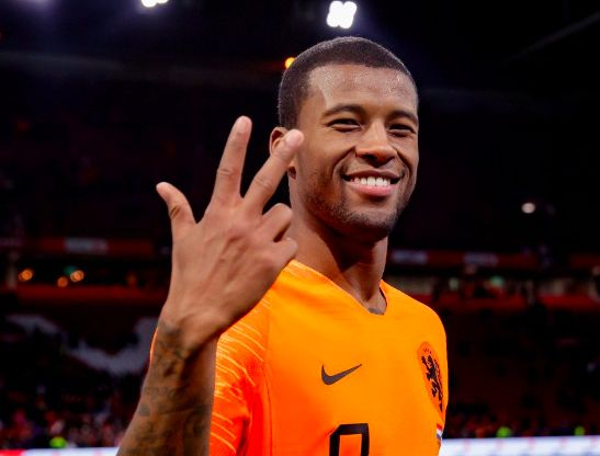 Wijnaldum's post-match tweet is pure class as Dutch Gini strikes thrice