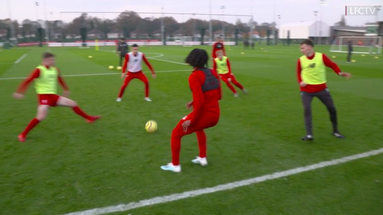 (Video) LFC's stunning rondo under new coach Vitor Matos