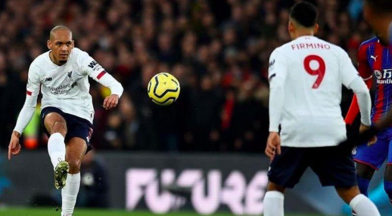 'Perfect…' Lucky Break…' Many reds buzzing over Fabinho yellow card