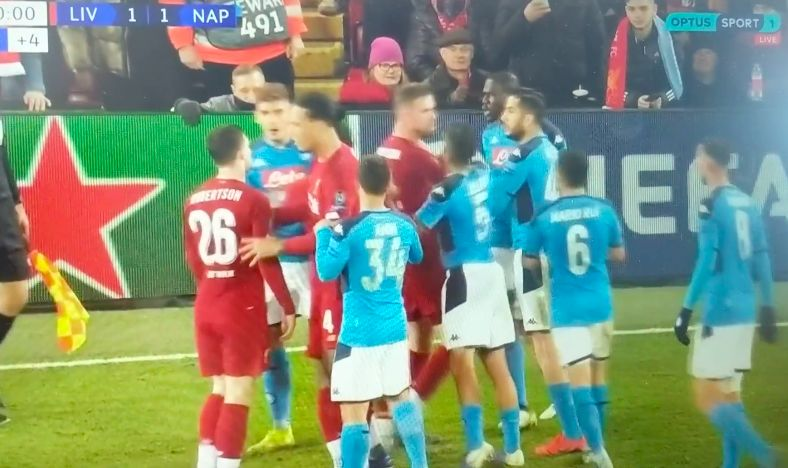 (Video) Henderson should be applauded for role in late fight between players