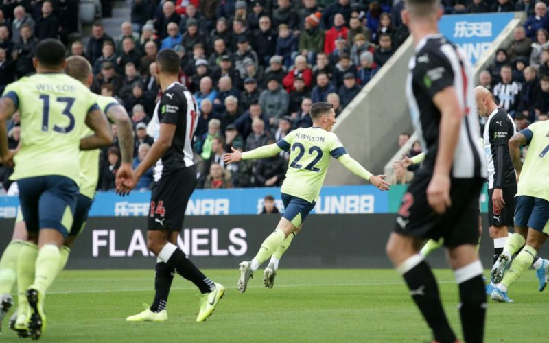 (Video) Liverpool loanee Harry Wilson nets lovely finish for Bournemouth at Newcastle