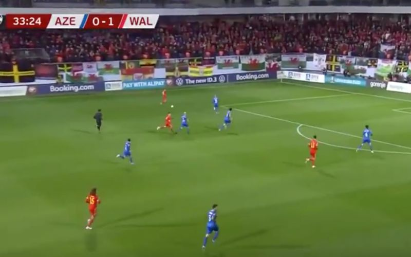 (Video) Harry Wilson scores again as he inspires crucial Wales victory