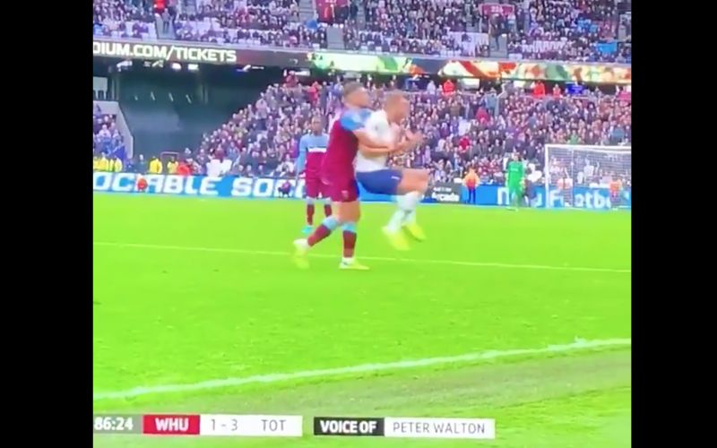 (Video) 'If that was Salah or Mane…' Some Reds claim Harry Kane's ludicrous Spurs dive proves media hypocrisy