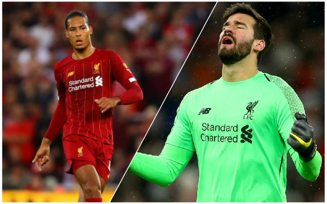 Stats show well-drilled Liverpool play the best offside trap in the Premier League