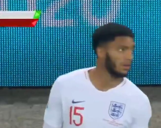 (Video) Some England fans boo LFC's Joe Gomez as he's subbed on after Sterling bust-up