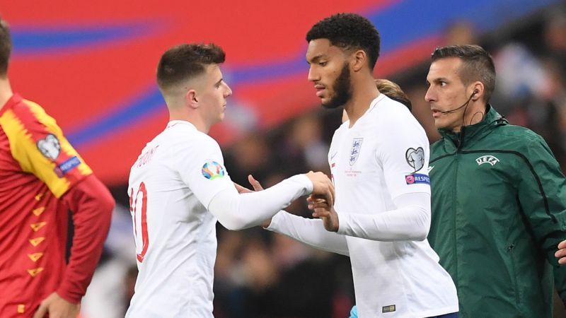 "Tammy Abraham slams England fans for ""unacceptable"" treatment of Joe Gomez"