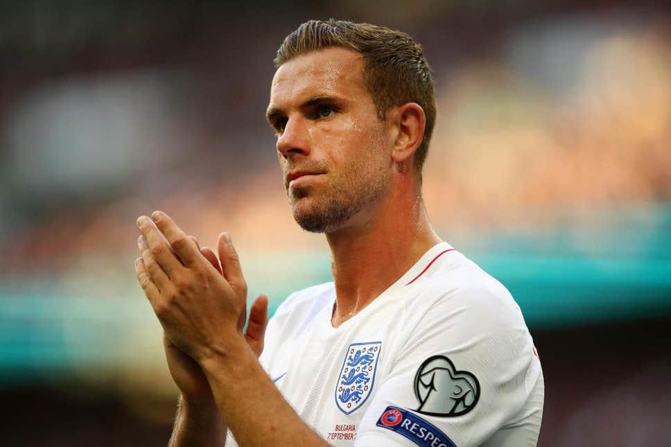 Ex-Manchester City star says Jordan Henderson is world-class