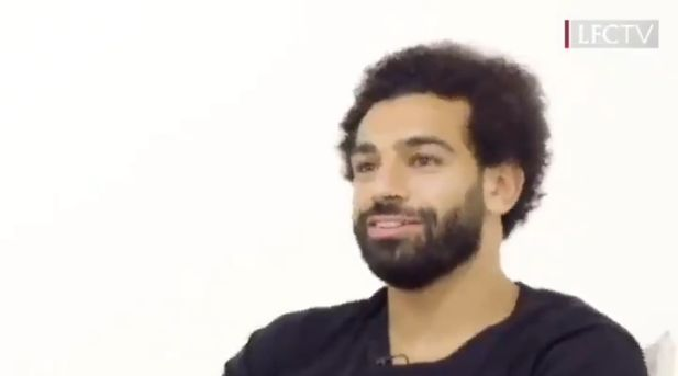 """(Video) """"Alright lad"""" – Mo Salah tries his hand at Scouse phrases"""