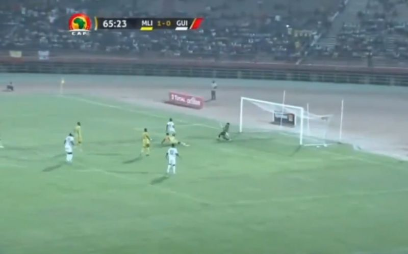 (Video) Keita shows ruthless side with poacher's goal for Guinea