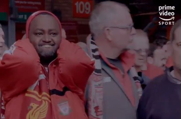(Video) Emotional Rwandan LFC fans visit Anfield for the first time