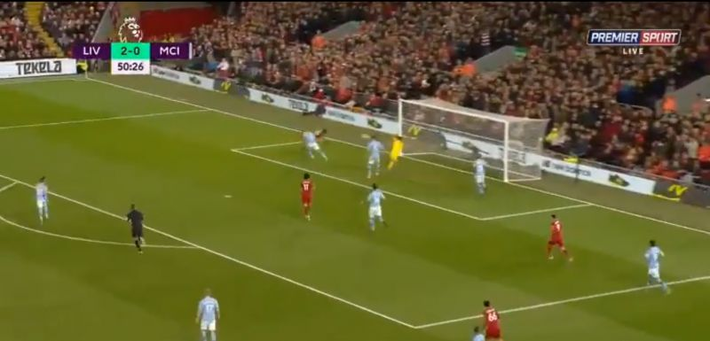 (Video) Henderson's cross is jaw-dropping for Sadio Mane Liverpool goal v City