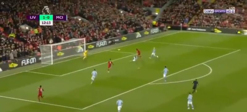 (Video) Salah heads in v City after jaw-dropping Robertson assist
