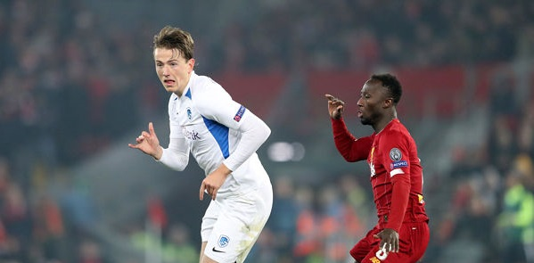 Journalist suggests Liverpool in pole position for Sander Berge