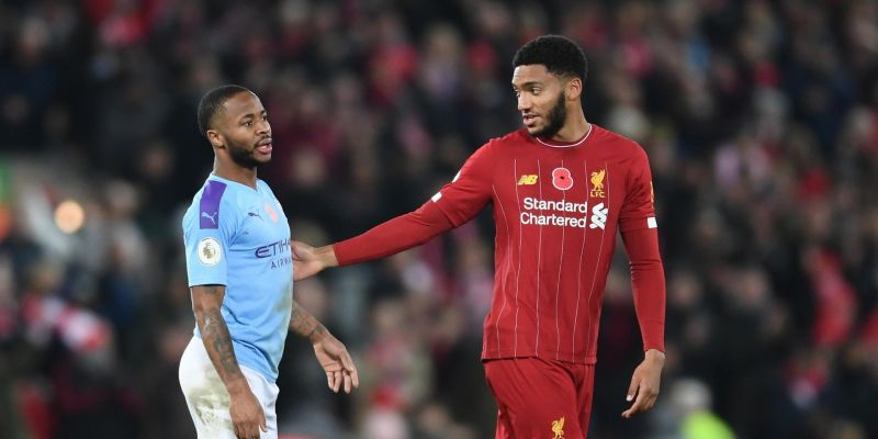 Sterling tried to grab Gomez 'by the neck' in bust-up at England camp – report