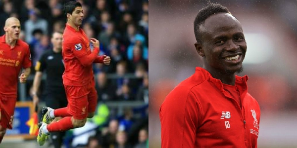 Some LFC fans want Sadio Mane to emulate Luis Suarez against Manchester City